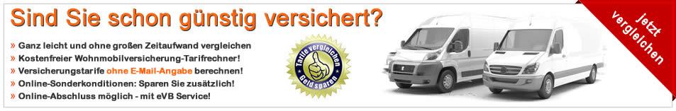 Lieferwagen-Versicherung Tarifrechner