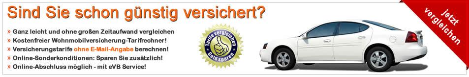 KFZ-Versicherung Tarifrechner